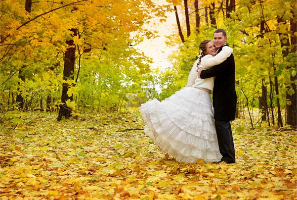 свадьба 4 октября
