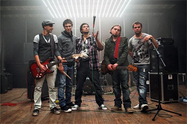 Градусы - муз группа