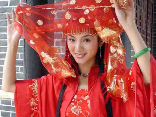 невеста Китая