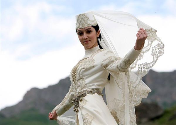 Невеста Осетии