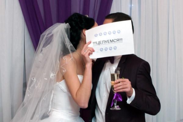 Почему гости на свадьбе кричат горько и считают
