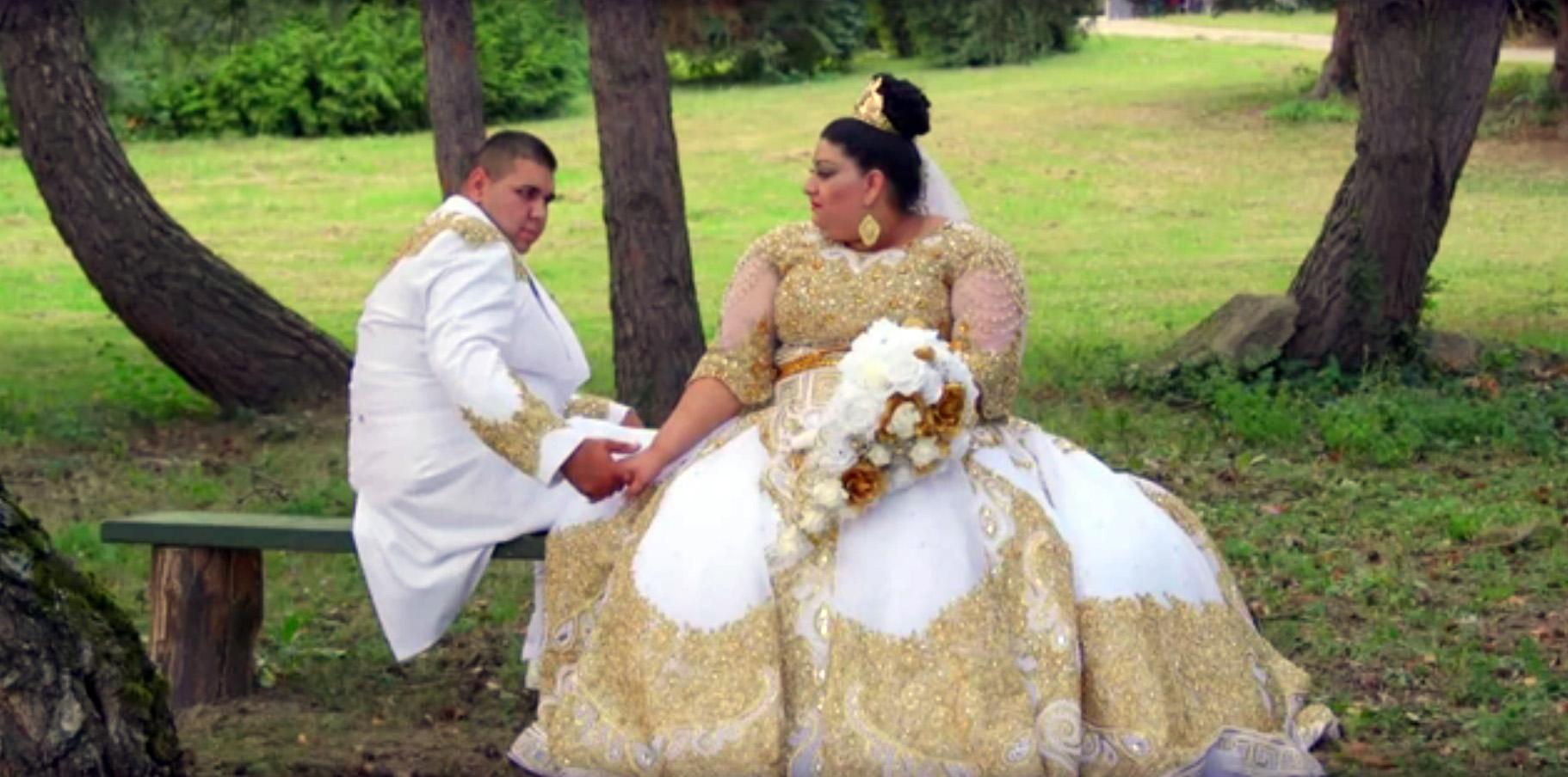 прогулка со свадьбы Евка и Лукас