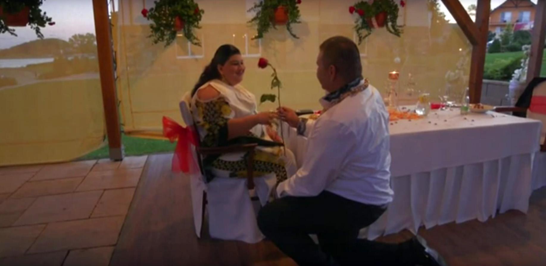 Свадьба Евы и Лукаса