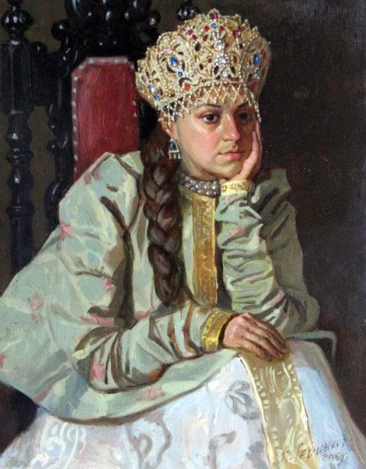 Мария Темрюковна (Кученей), княжна Черкасская