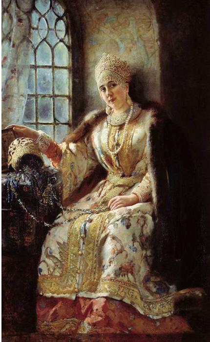 Анастасия Романовна Захарьина-Юрьева