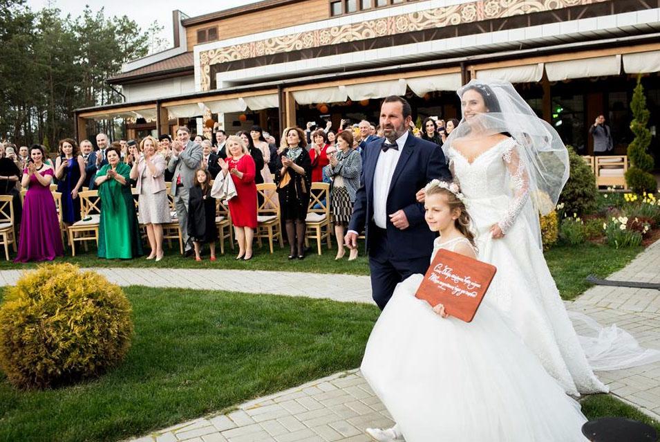 Свадьба Джамалы и Бекира Сулейманова