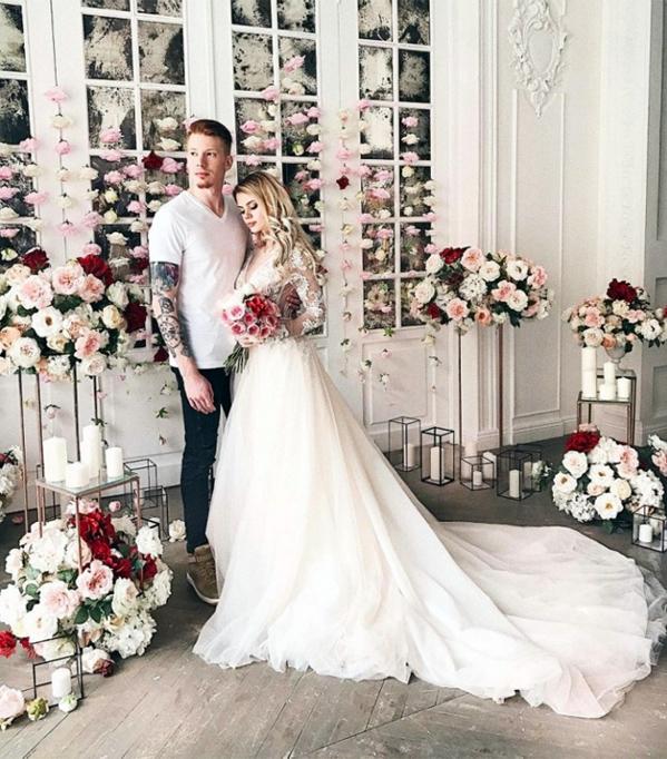 Никита Пресняков и Алена Краснова - репетиция свадьбы