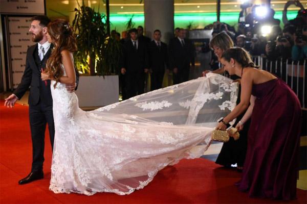 свадебное платье Антонеллы Рокуццо