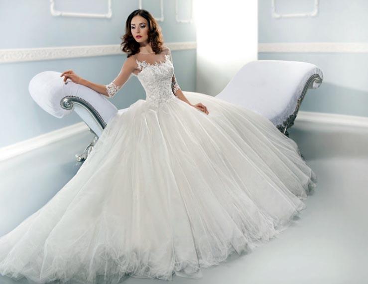 платье на вес для невесты
