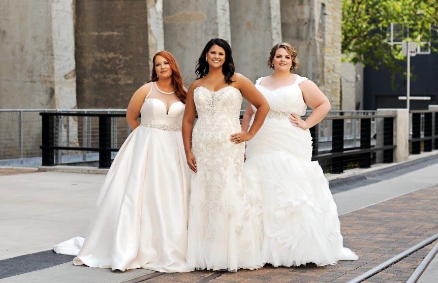 весомое свадебное платье