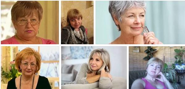 знакомства для взрослых женщин за 50