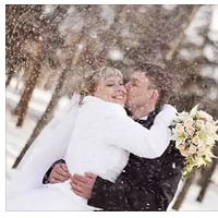 Приметы. свадьба в декабре