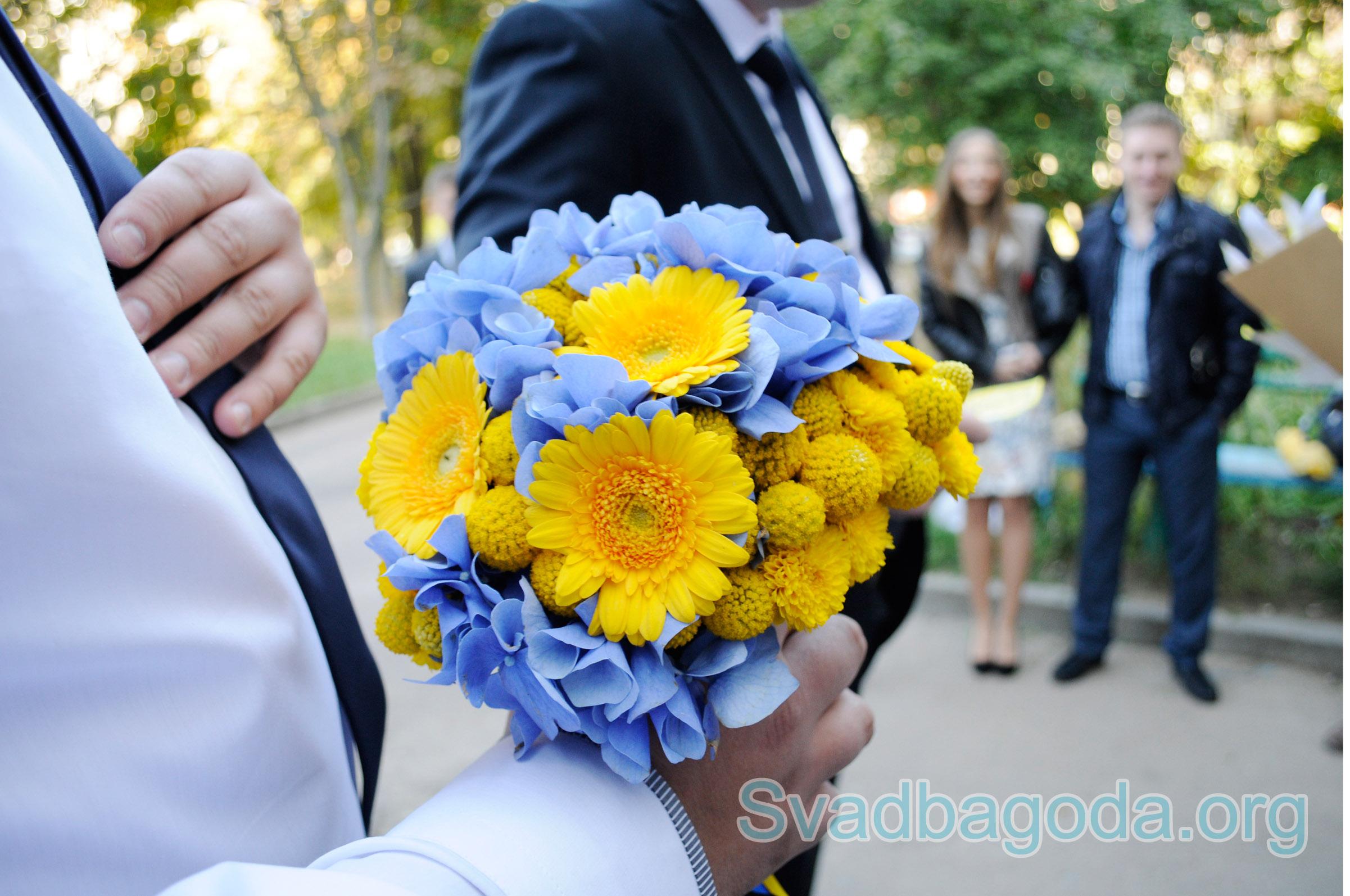 июньское фото со свадьбы