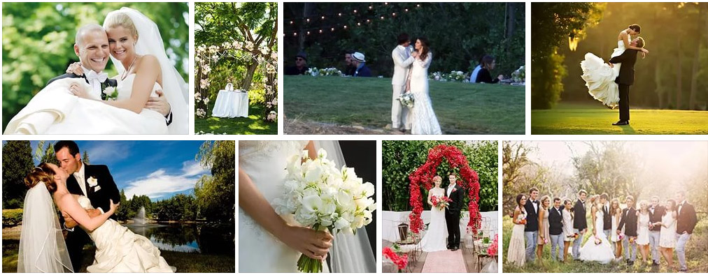 свадьба в июне месяце