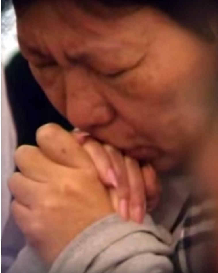 как челове к молится