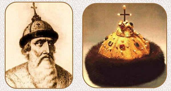 шапка Ивана Грозного
