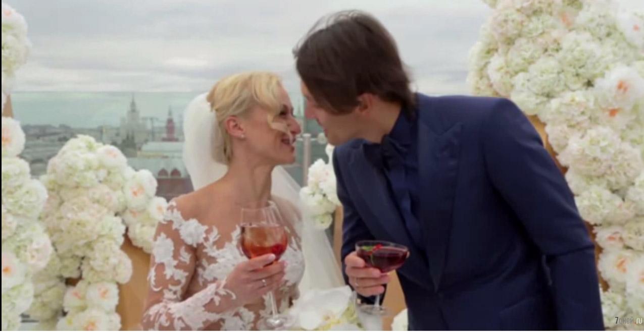 свадьба татьяны волосожар и транькова