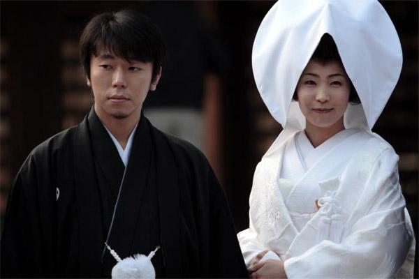 невеста Японии
