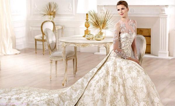 европейская невеста