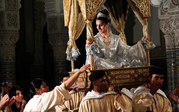 мараканская невеста