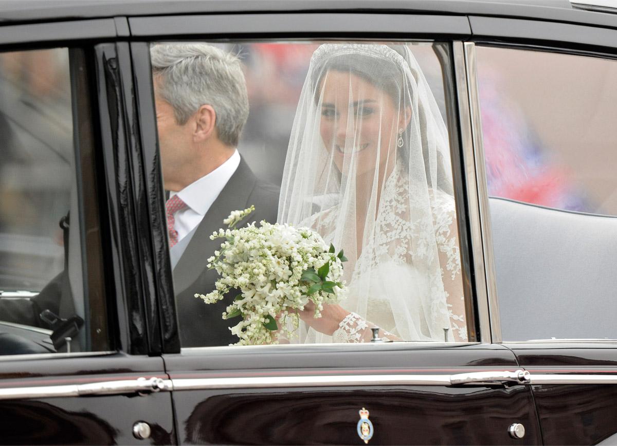 букет из ландышей для невесты