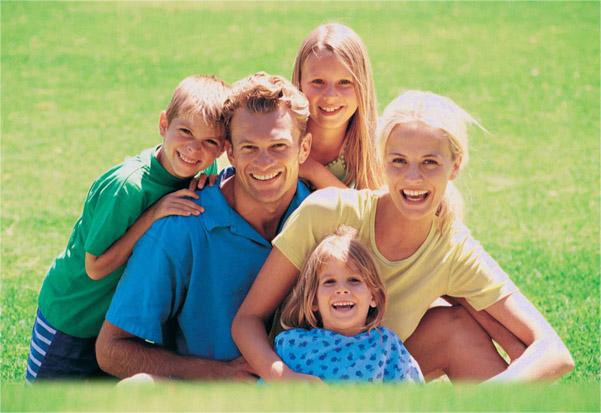 семья - 3-ое детей