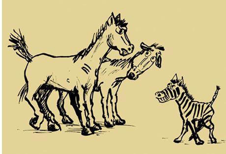 телегония животных