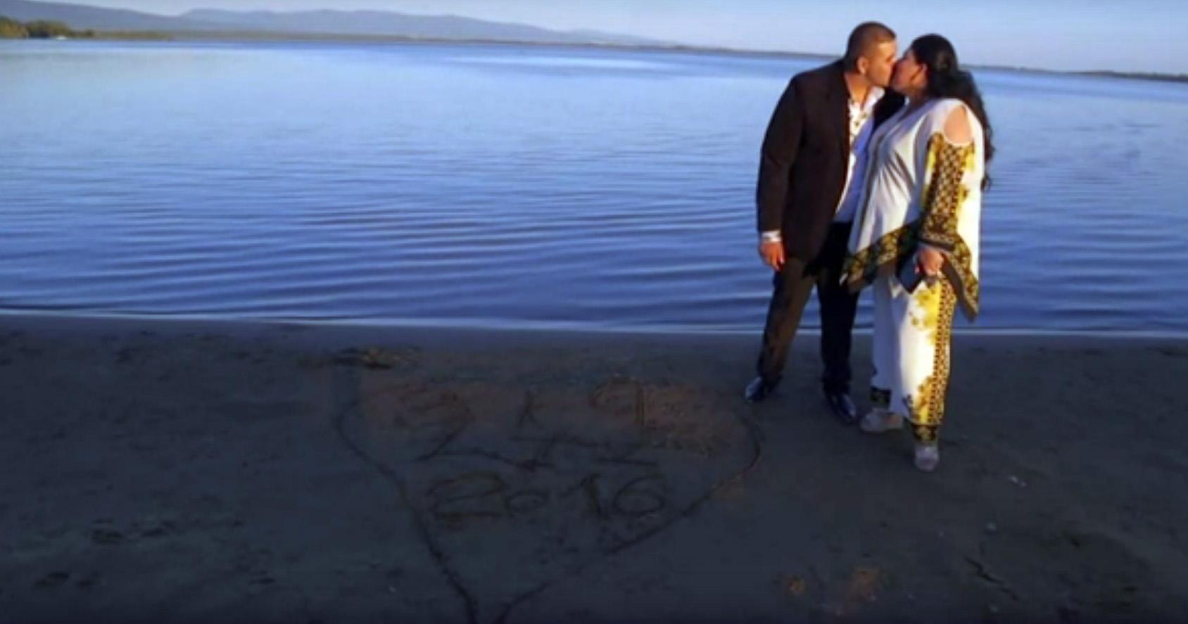 Ева Лукас - цыганская свадьба в Словении