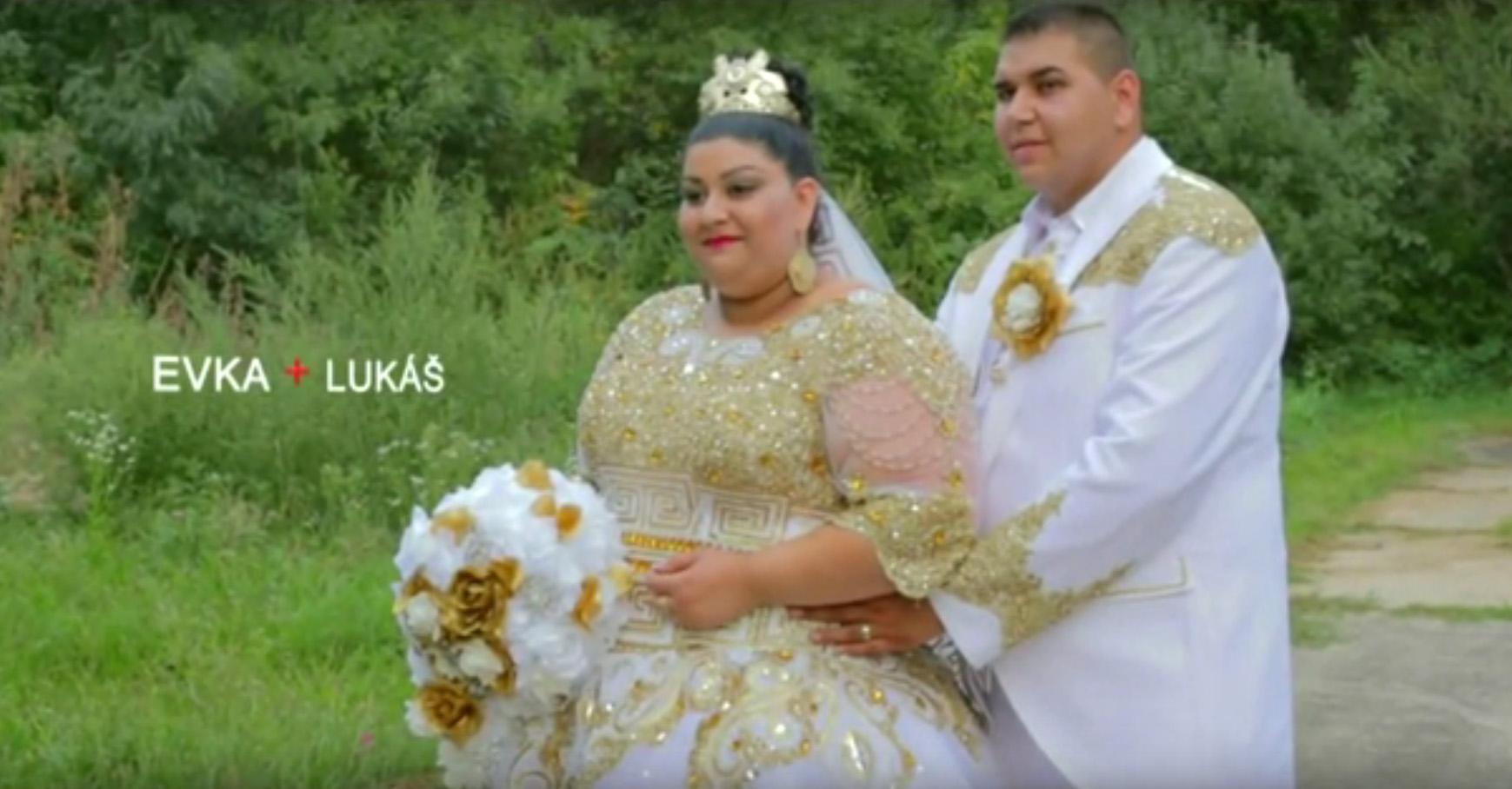 Свадьба Евка и Лукас