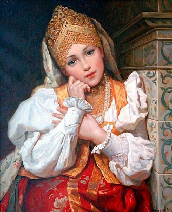 Мария Долгорукая — пятая жена Ивана Грозного?