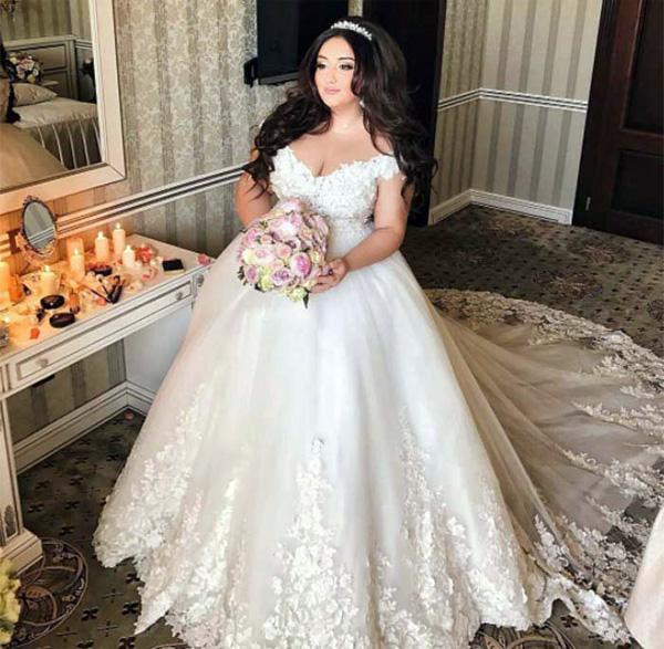 свадебное платье Гоар Аветисян