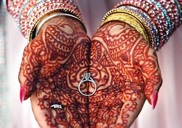 свадебные руки