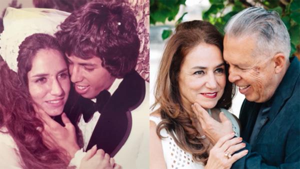 Свадебное фото спустя 42 года