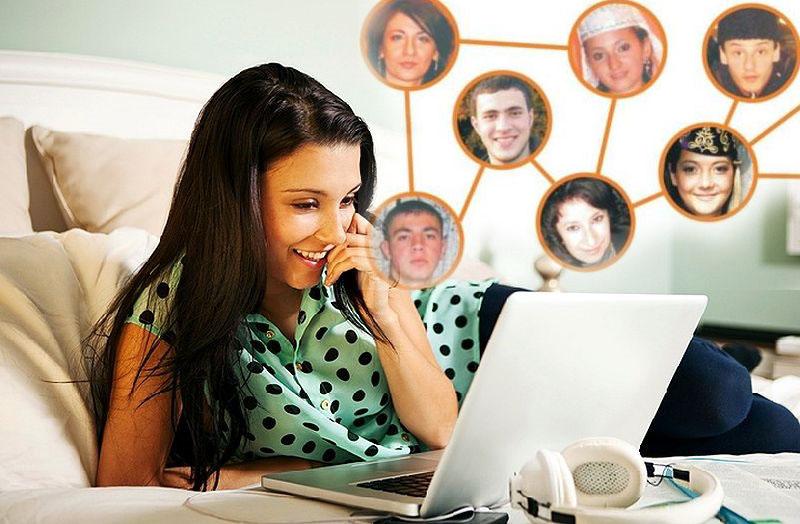 как проследить за женщиной на сайте знакомств